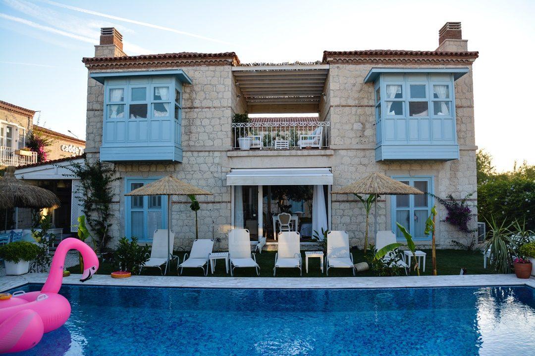 Katre boutique hotel ala at for Design boutique hotel alacati