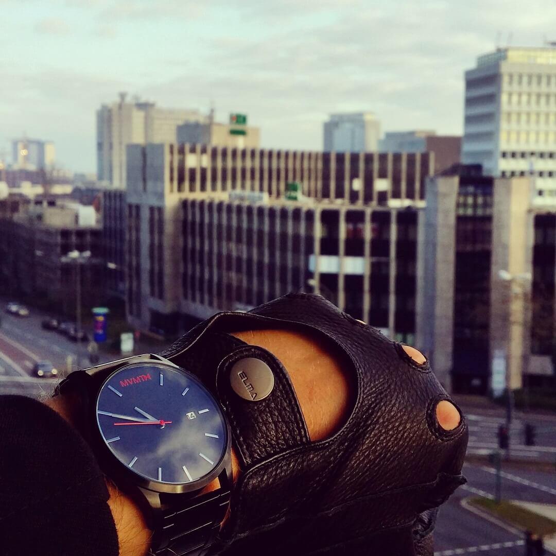 meine erste Uhr von MVMT - 2013