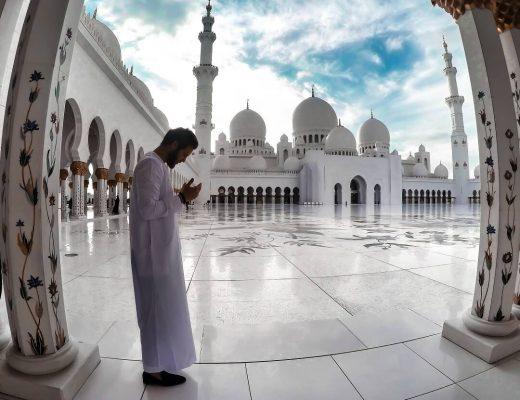 Ramadan 2018 - Abu Dhabi
