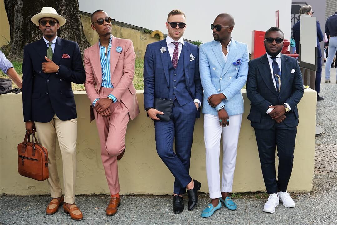 neue Freunde aus Südafrike unter anderem @terencekhala