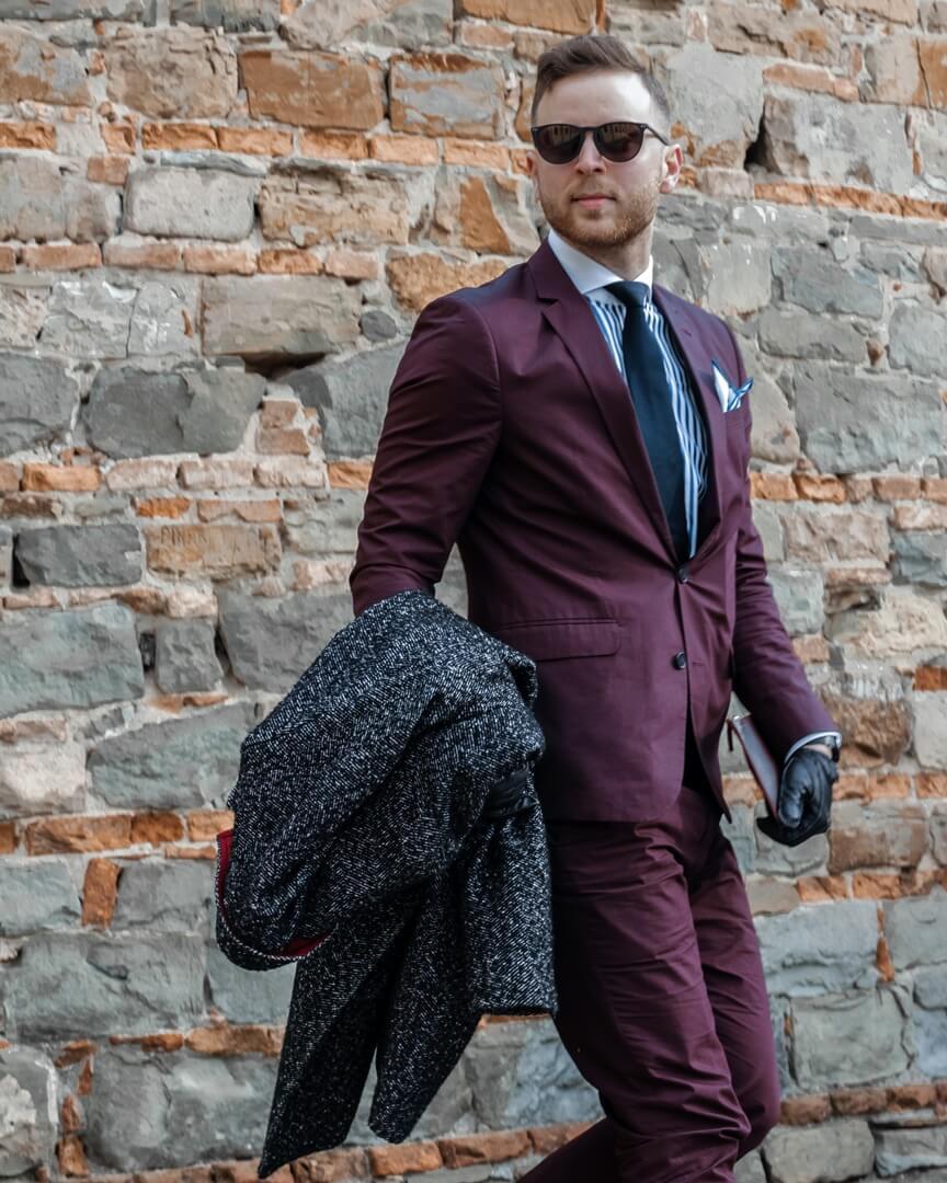 ASOS - van laack Tiger of Sweden Otaa MVMT Zara