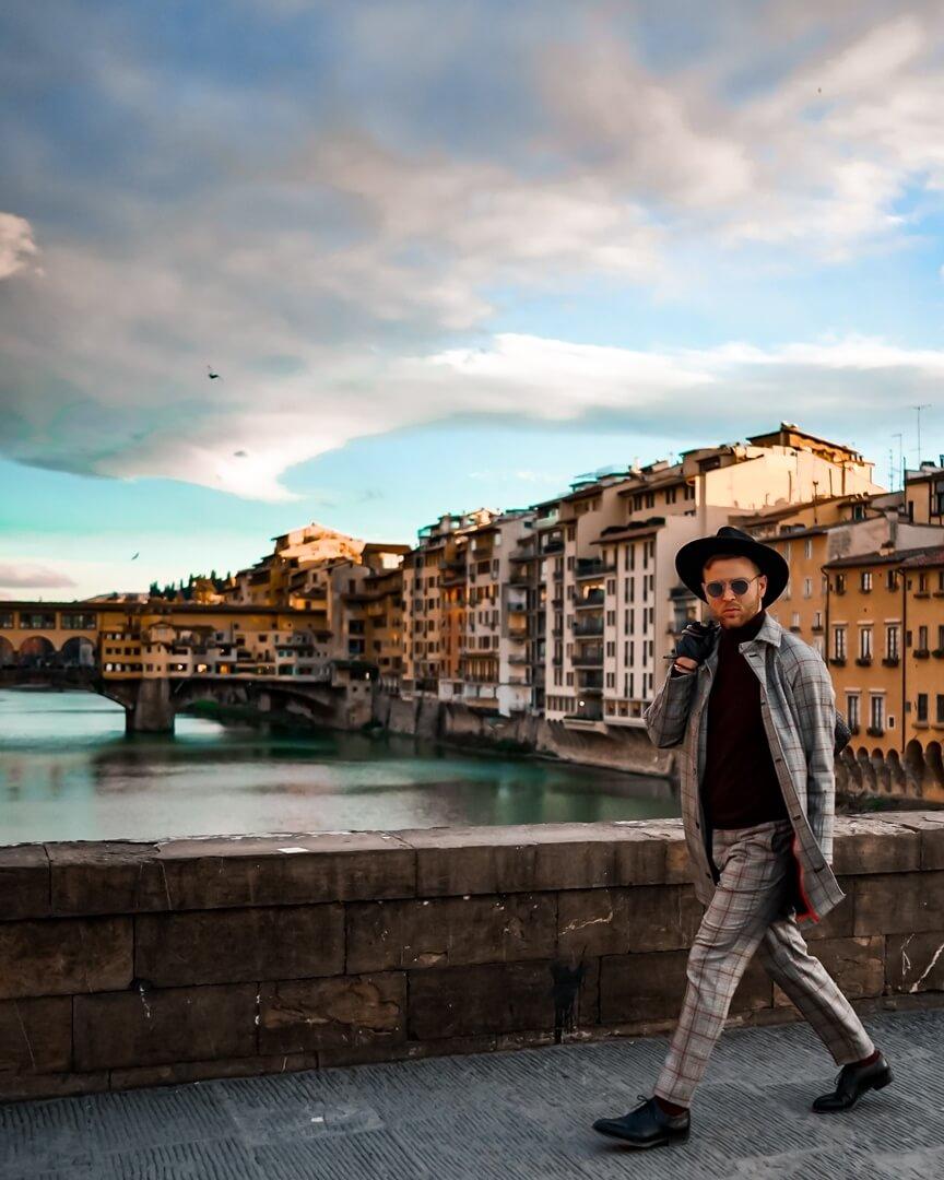 Emre - Marciano - Ponte Vecchio Florenz