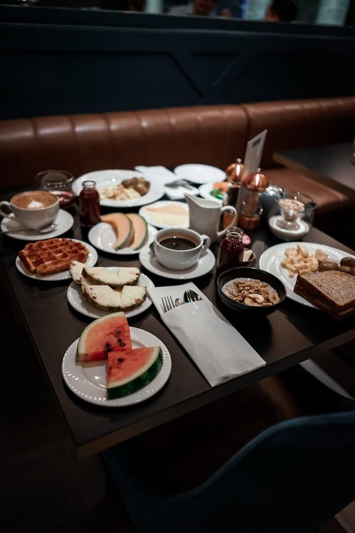 The Morgan Hotel Dublin Frühstück