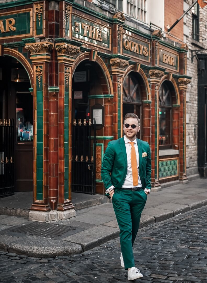 St. Patrick's Day Outfit x ETERNA