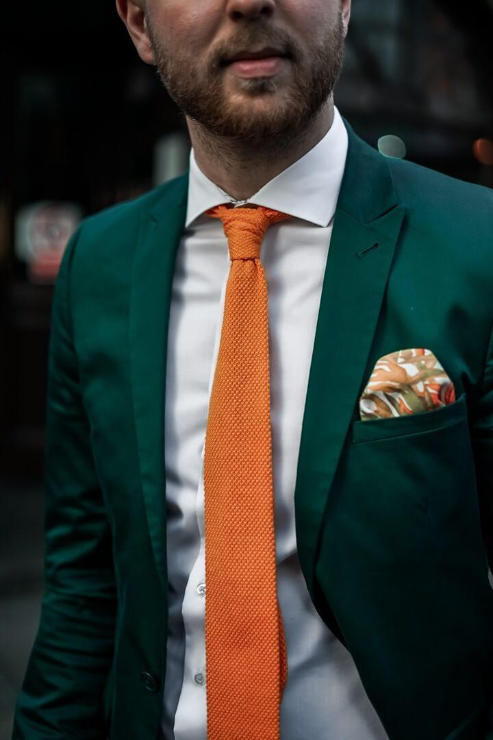 Details St. Patrick's Day Look mit ETERNA