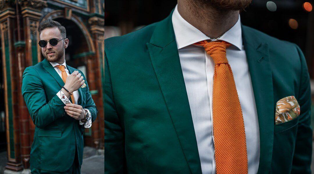 St. Patrick's Day Outfit x Eterna Titelbild