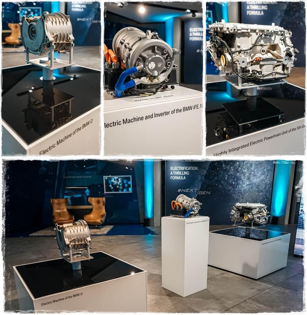 BMW i Elektromotoren: i3 - iFE.18 - fünfte Generation