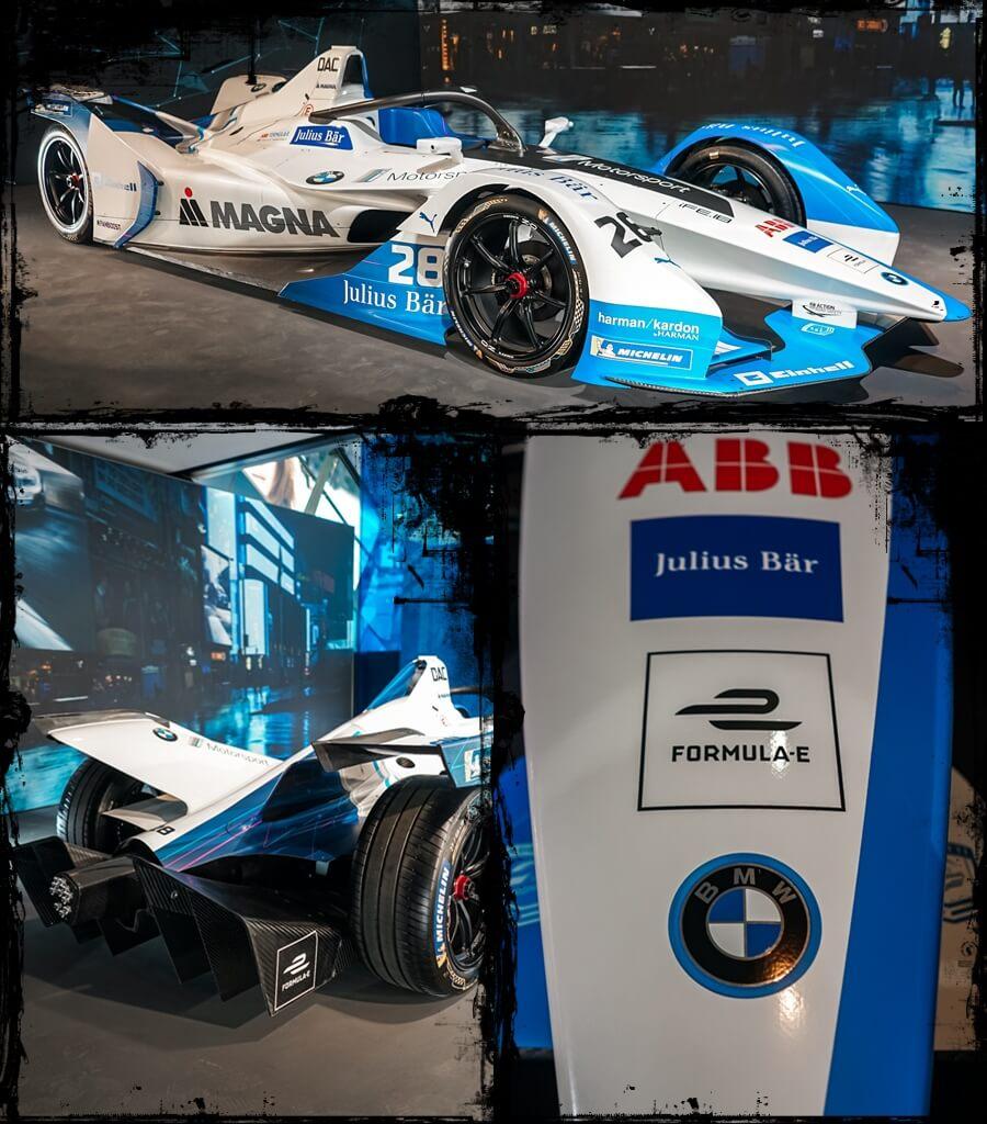 BMW i Motorsport - iFE.18
