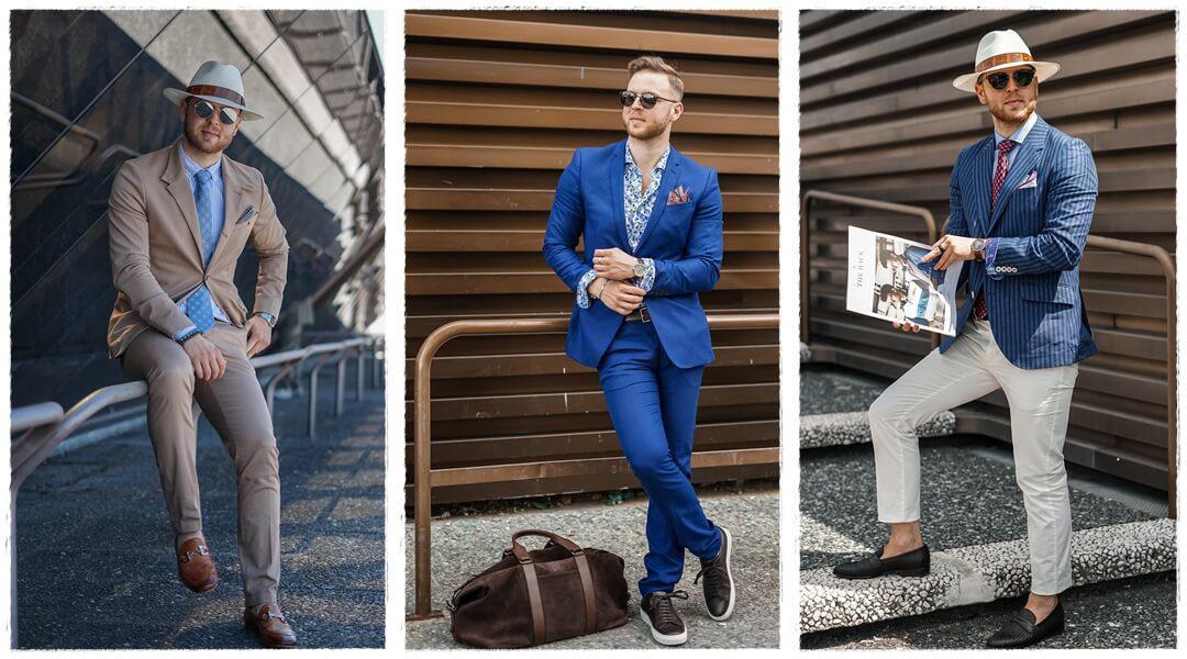 Pitti Uomo 96 Edition Outfits