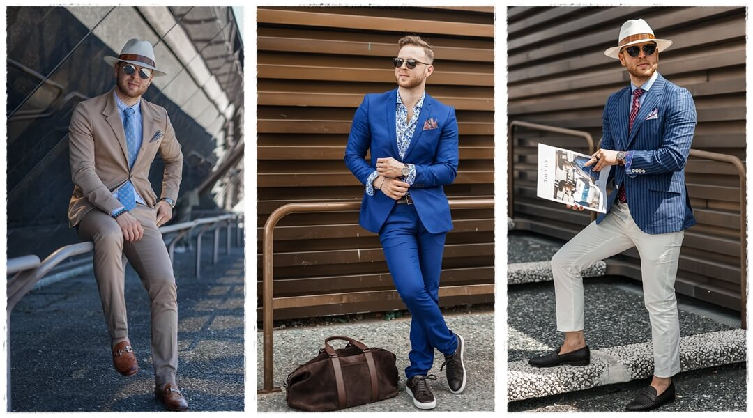 Pitti Uomo 96 Edition Outfits