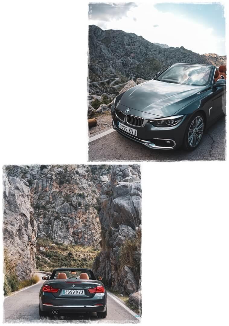 BMW 4er Cabrio - 420i Palma de Mallorca