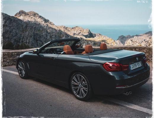 BMW 4er Cabrio - 420i -Mietwagen ROIG Mallorca