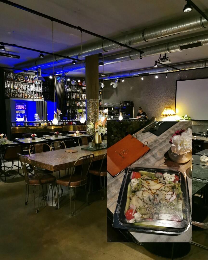 Jesse James Ostend - Ziegenkäse Salat