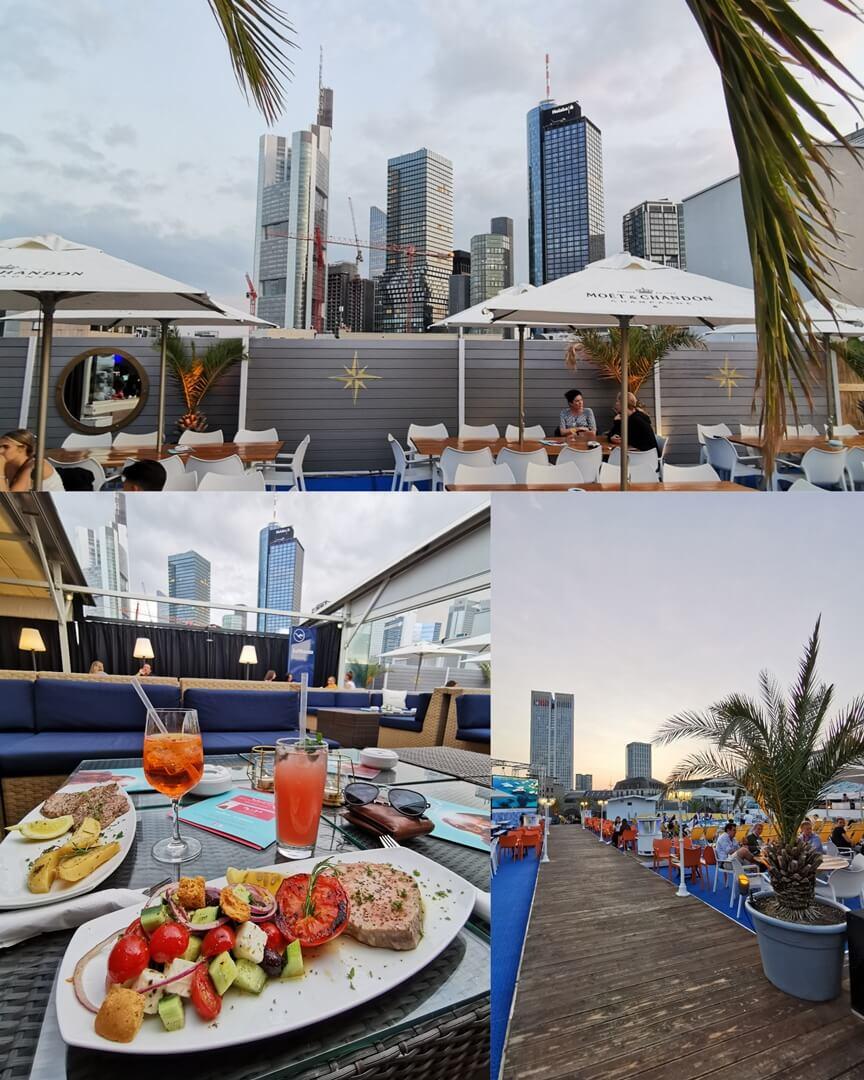 Long Island Summer Lounge Frankfurt - Tuna Steak