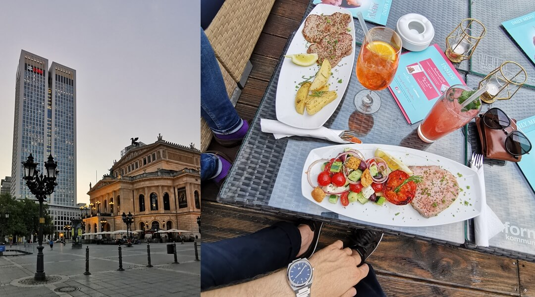 Eat, Drink & Enjoy in Frankfurt Titelbild