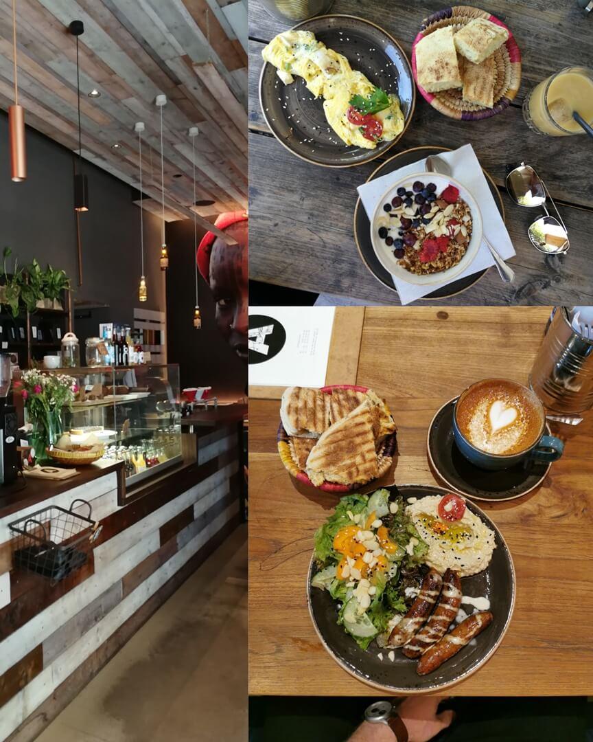 Aniis - Raum für Kaffeekultur in Ostend