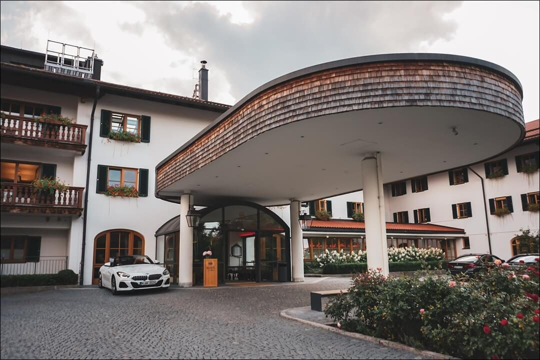 Bachmair Weissach Spa & Resort Hotel am Tegernsee