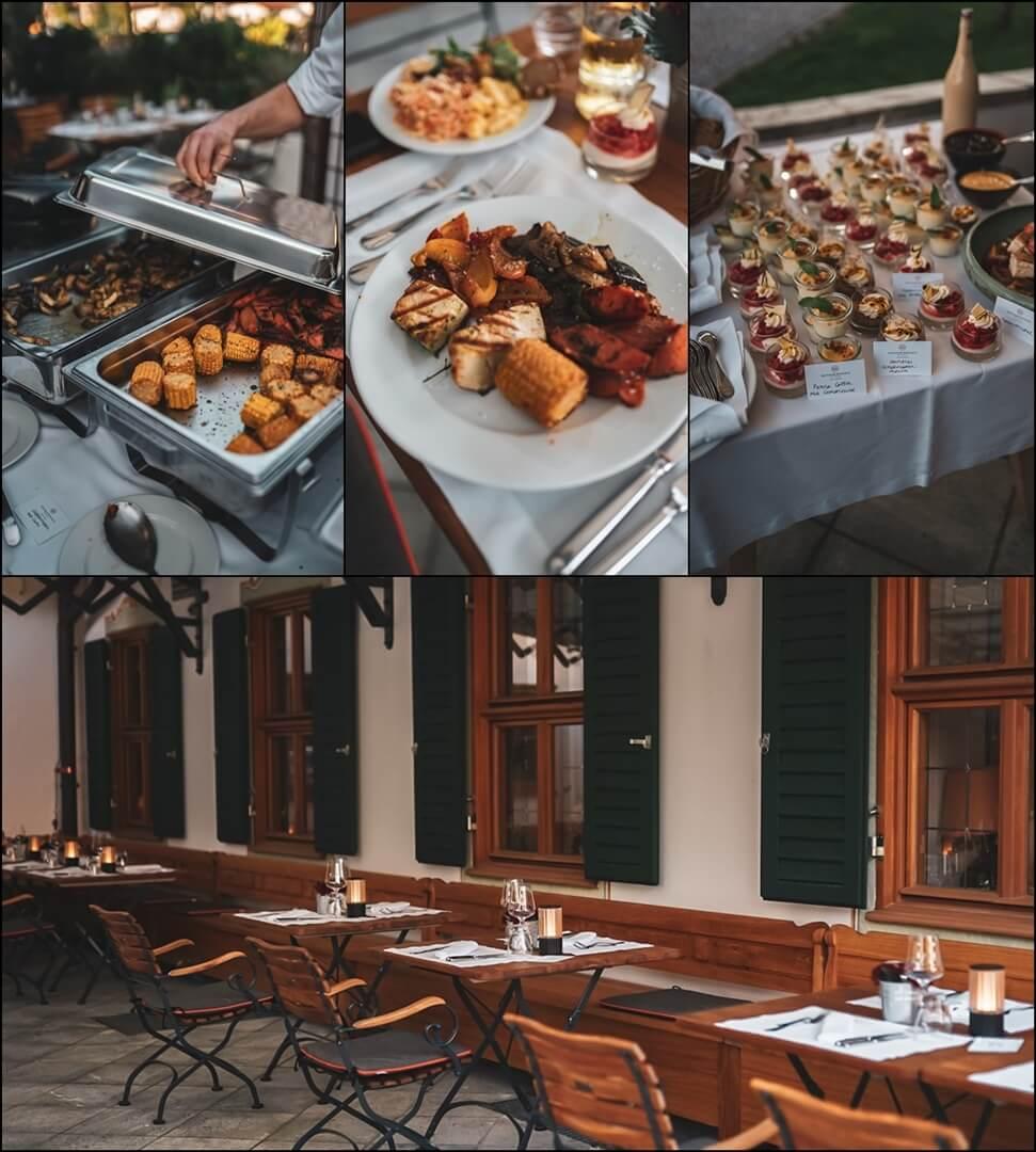 Barbecue Dienstag im Gasthof zur Weissach