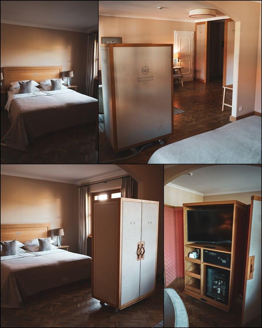 Junior Suite im Bachmair Weissach Hotel