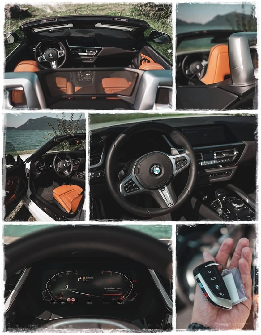 BMW Z4 sDrive 20i M Sport Interieur