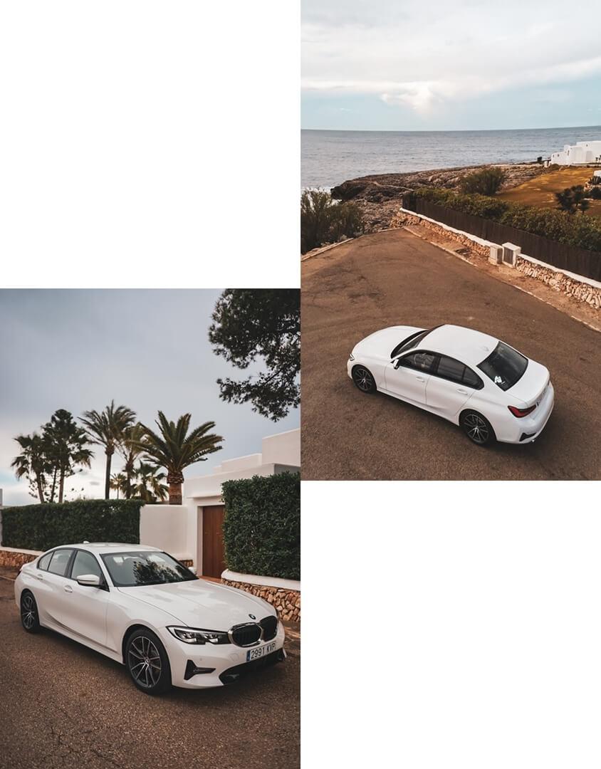 Der neue 3er BMW - 320d Sport Line
