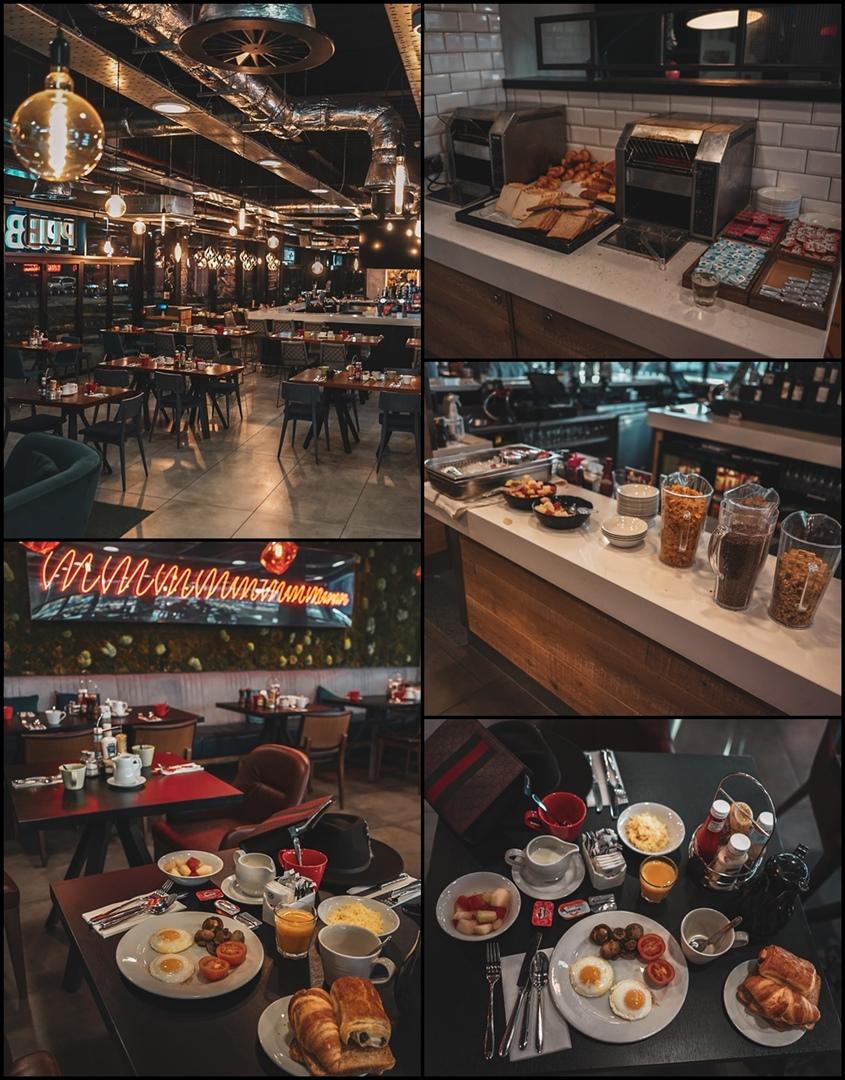 Village Hotel Portsmouth - Frühstück