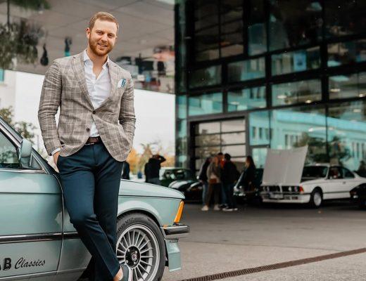 Oldtimer mit Genuss - Wheels & Weißwürscht by BMW Classic