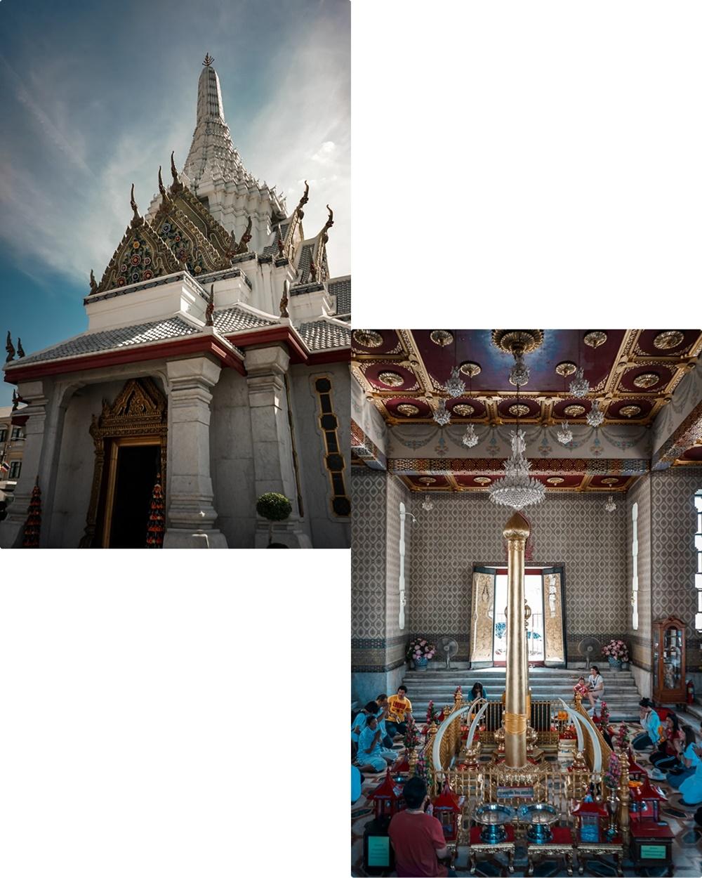 Bangkok City Pilar Shrine Temple