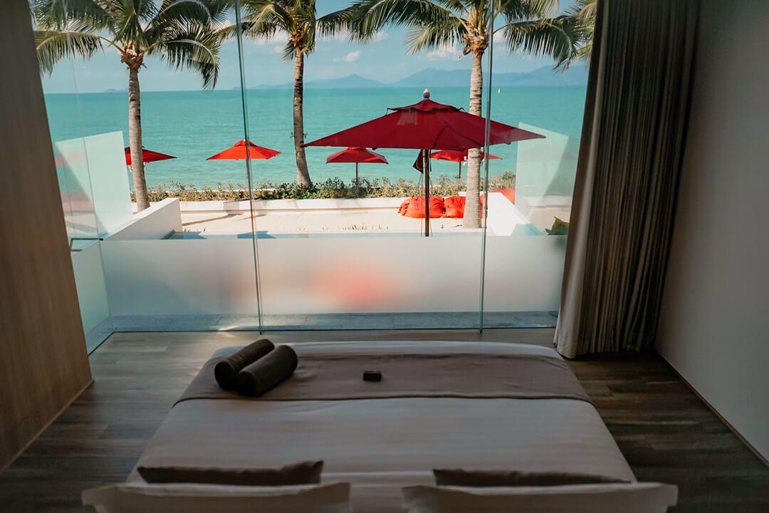 Beach Pool Villa - The COAST Koh Samui Adults Only