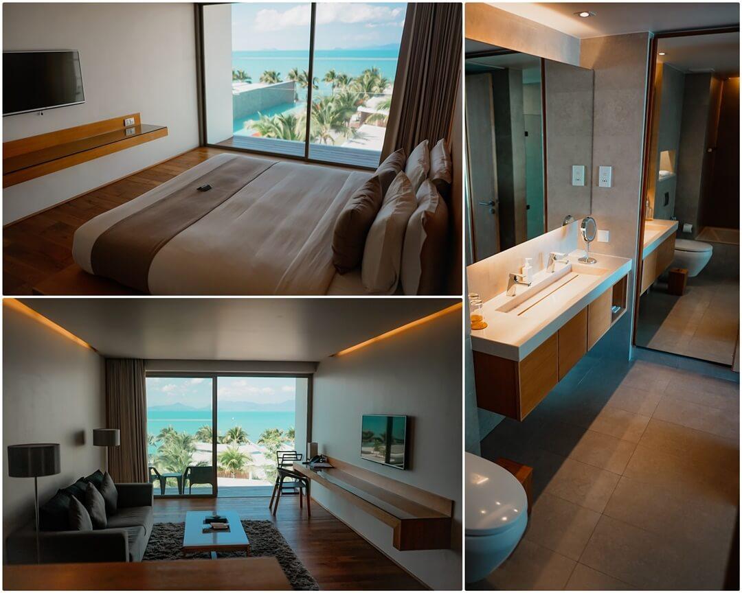 Deluxe Sea View Suite - The COAST Koh Samui
