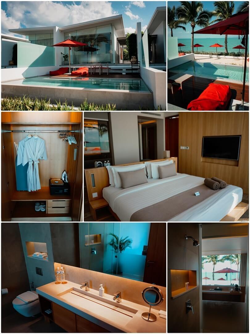 Beach Pool Villa - The COAST Koh Samui