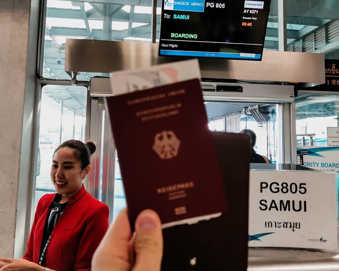 Bangkok Airways BKK USM
