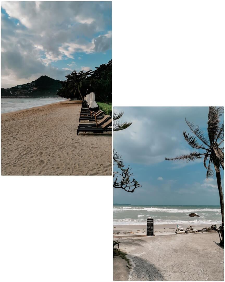 Chaweng Noi & Crystal Beach in Koh Samui
