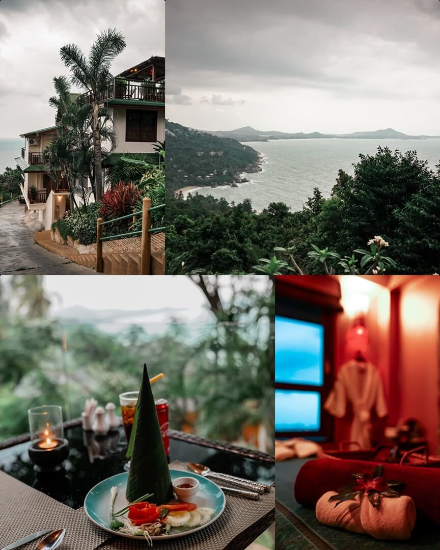 Sandalwood Luxury Villas, Blue Ginger Restaurant & Thai Massage