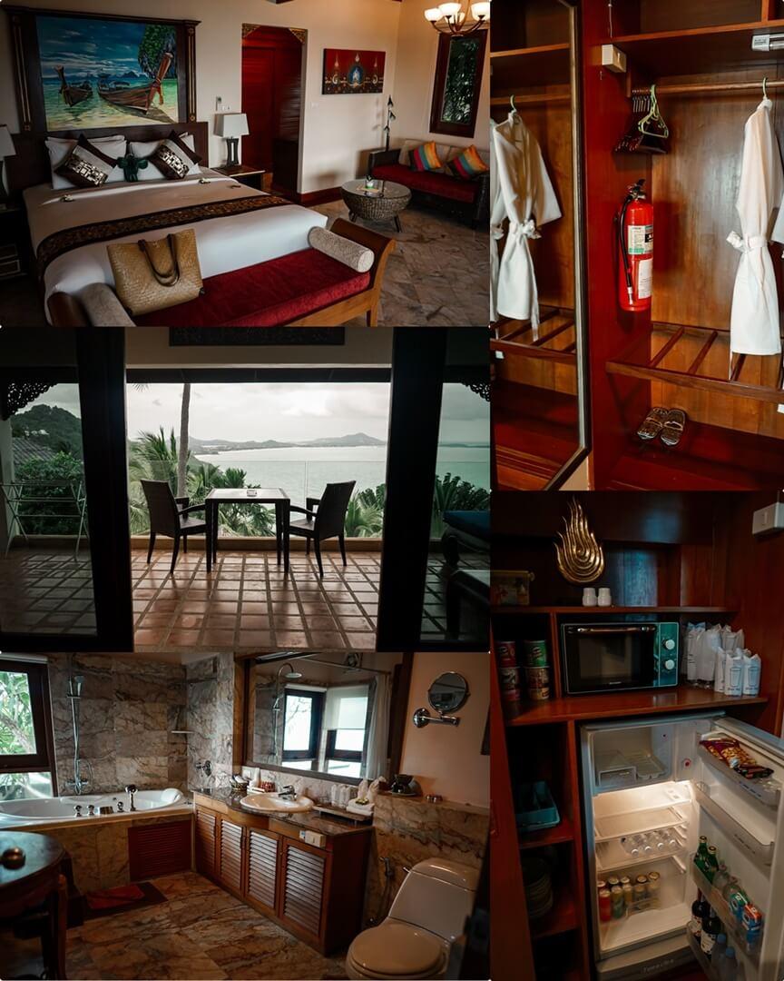 Sandalwood Luxury Villas - 1 Schlafzimmer Villa Orchid