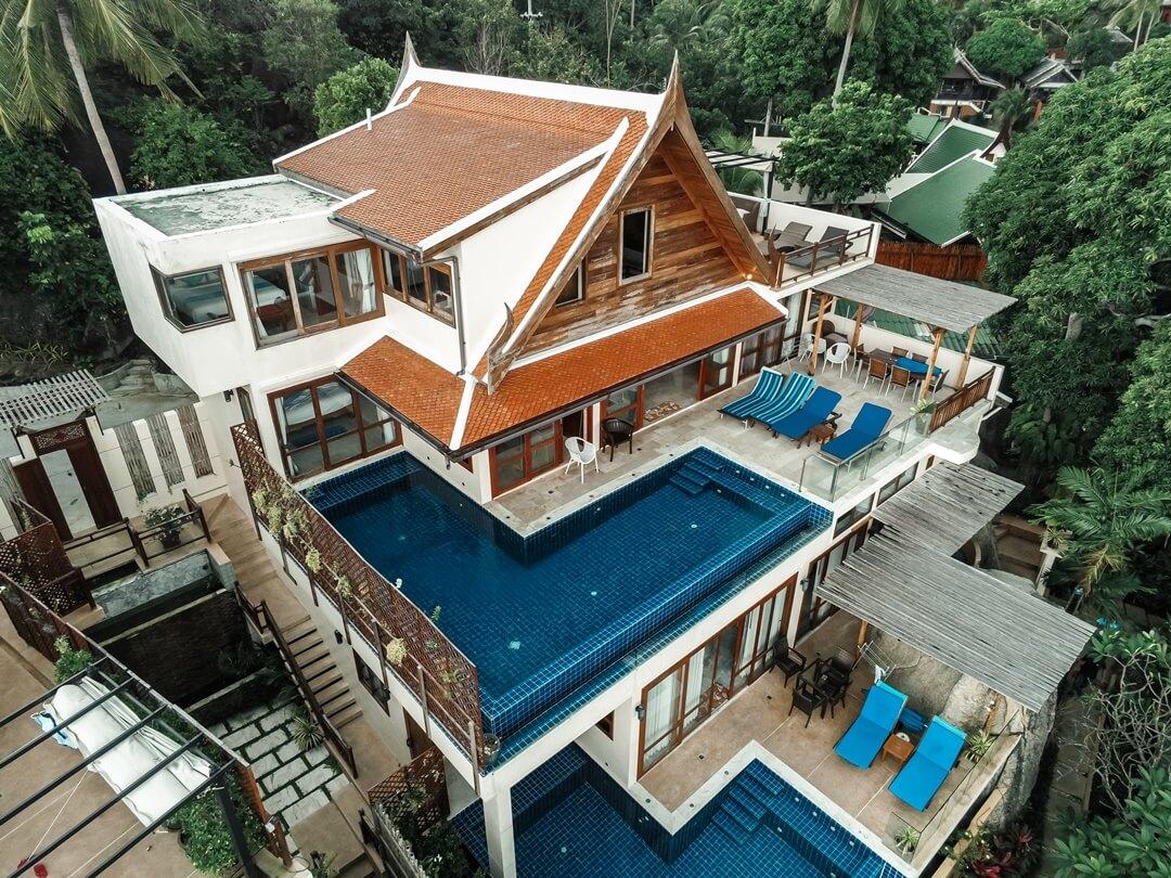 Sandalwood Luxury Villas - Luxusvilla Rose