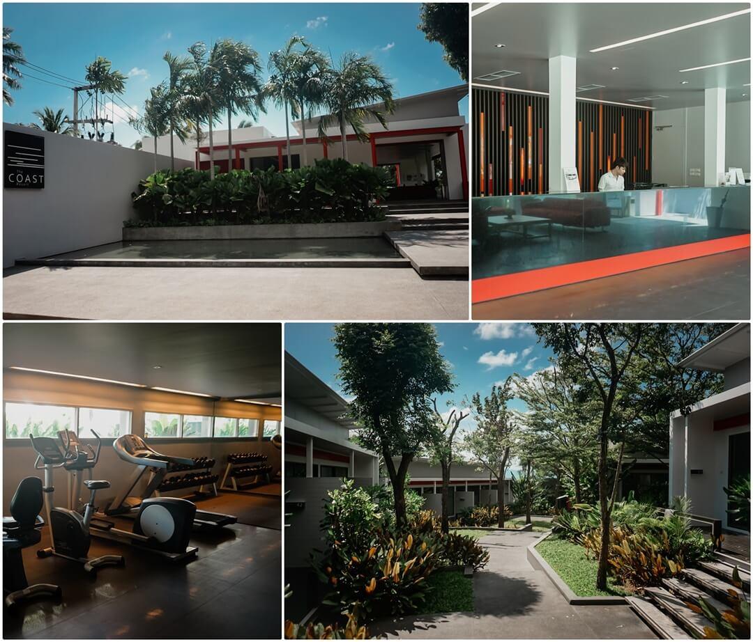 The COAST Koh Phangan - Adults Only Resort & Spa Lobby, Gym & Gartenbereich