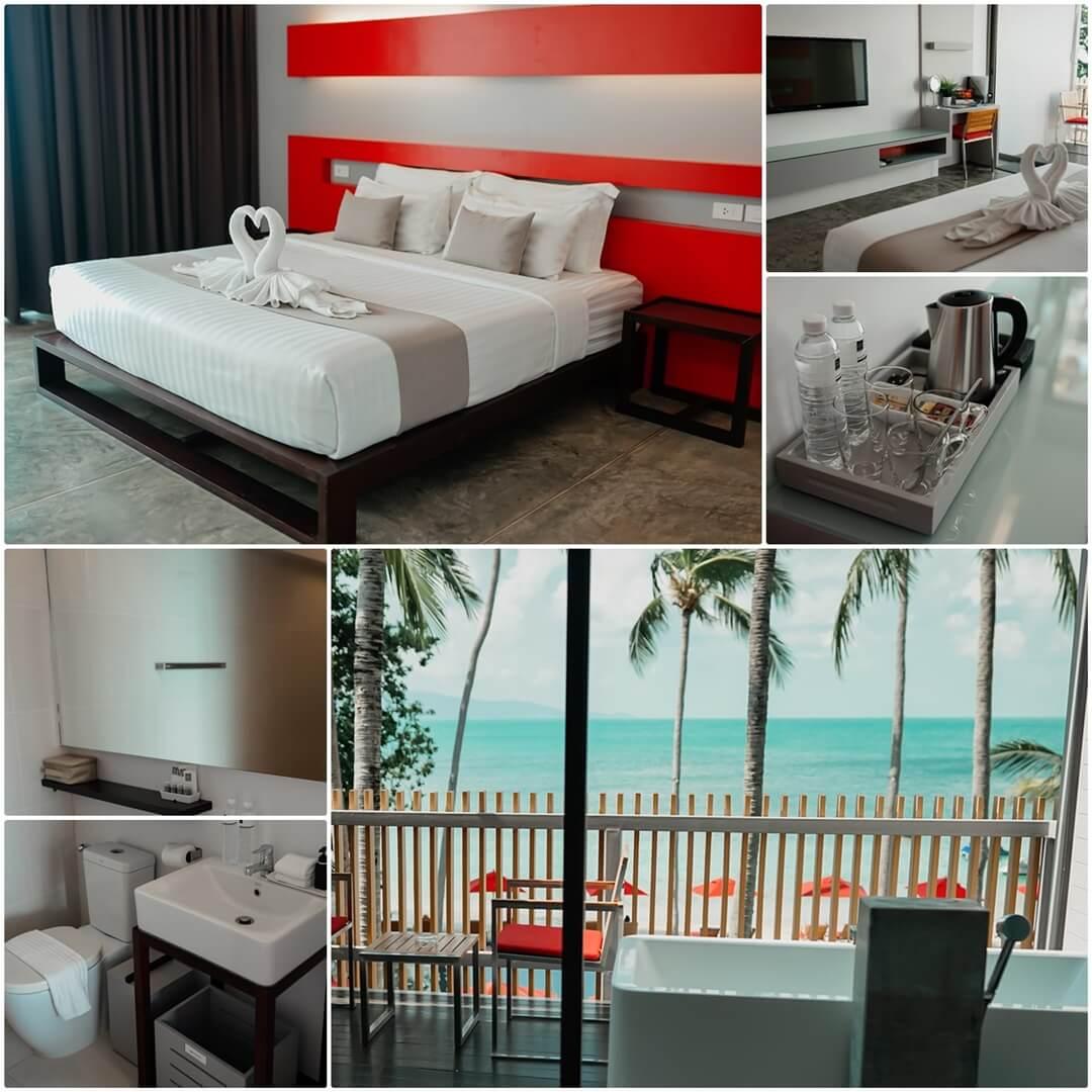 The COAST Koh Phangan - Ocean View Suite