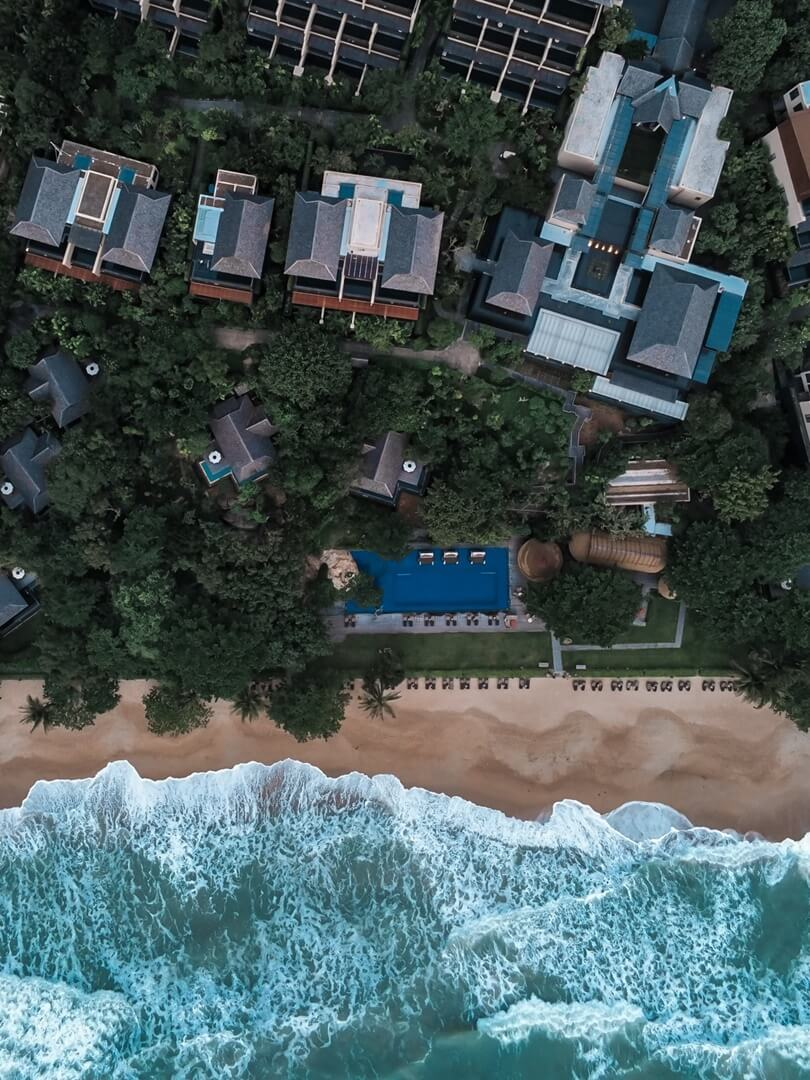 Luxus Resortanlage Vana Belle in Koh Samui
