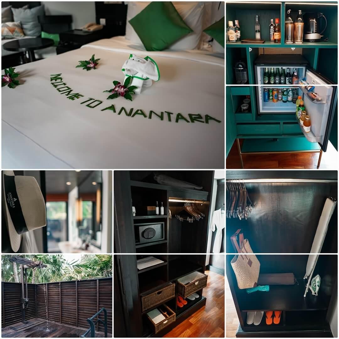Anantara Mai Khao Phuket Villas - Poolvilla: Minibar, Safe, uvm.