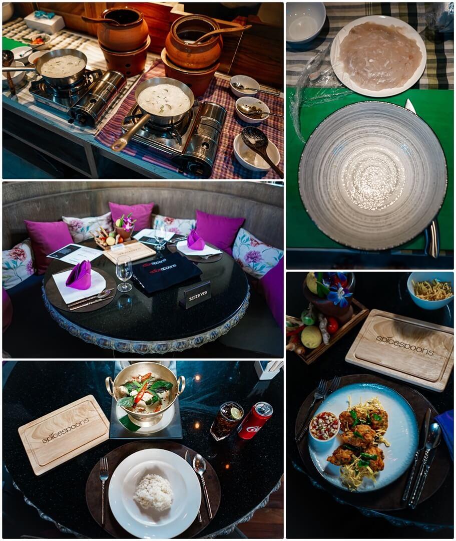 Spicespoons Kochkurs im Anantara Hotel Phuket