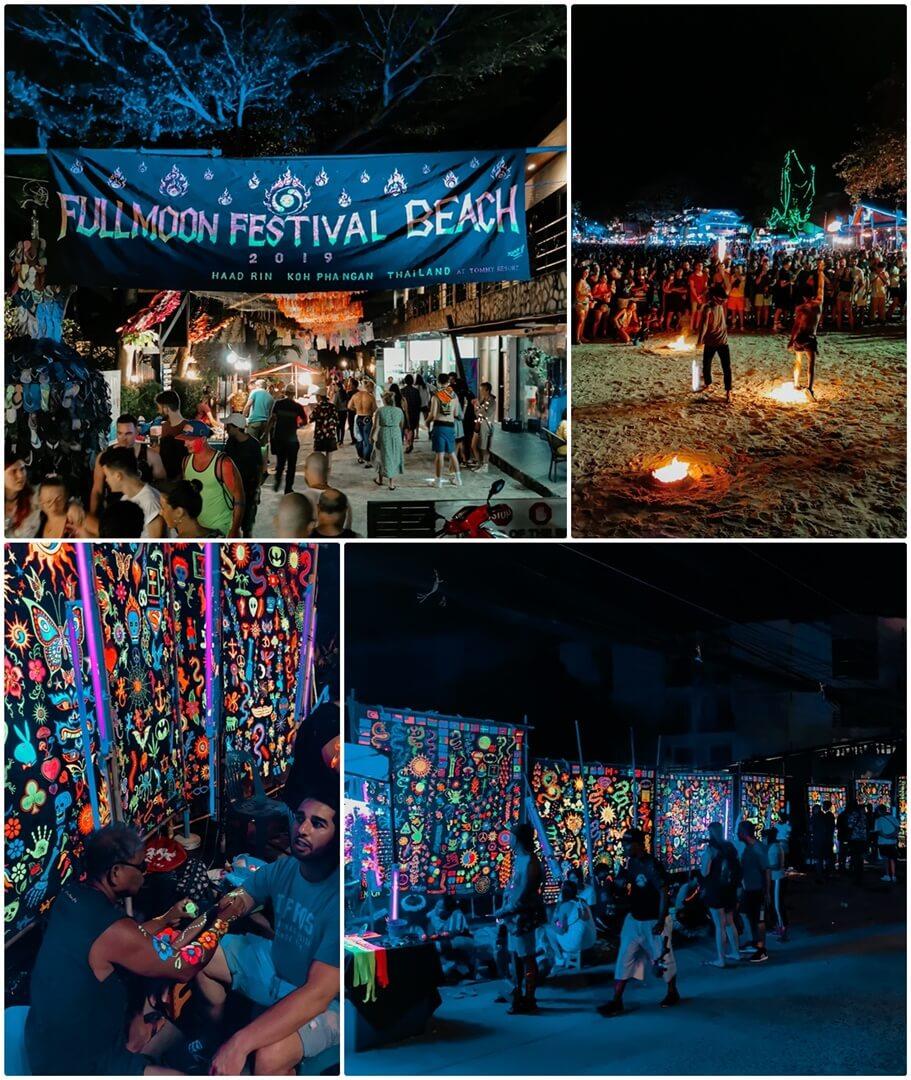 Koh Phangan Full Moon Festival