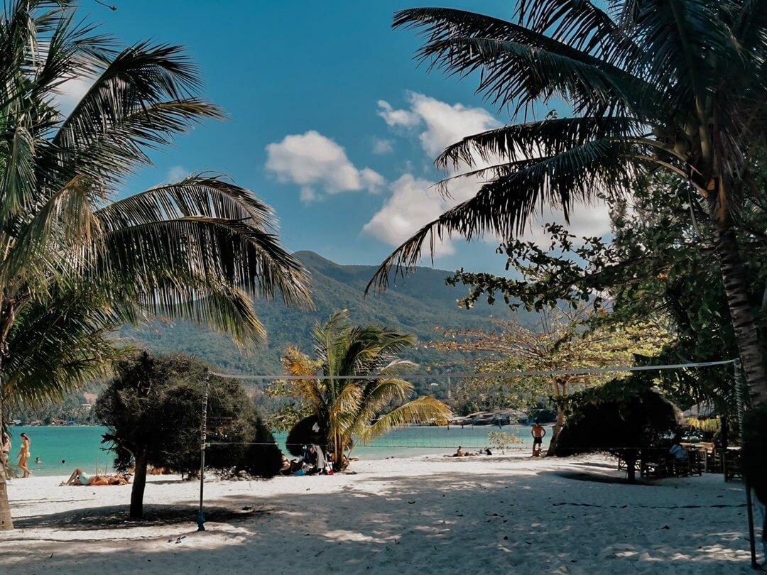 Malibu Beach auf Koh Phangan - Tipps & Empfehlungen