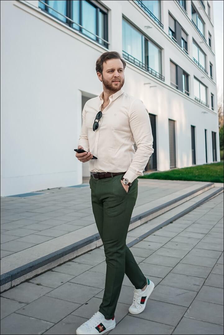 Frühlings Outfit für Herren 2020 - Casual Schick für Ihn