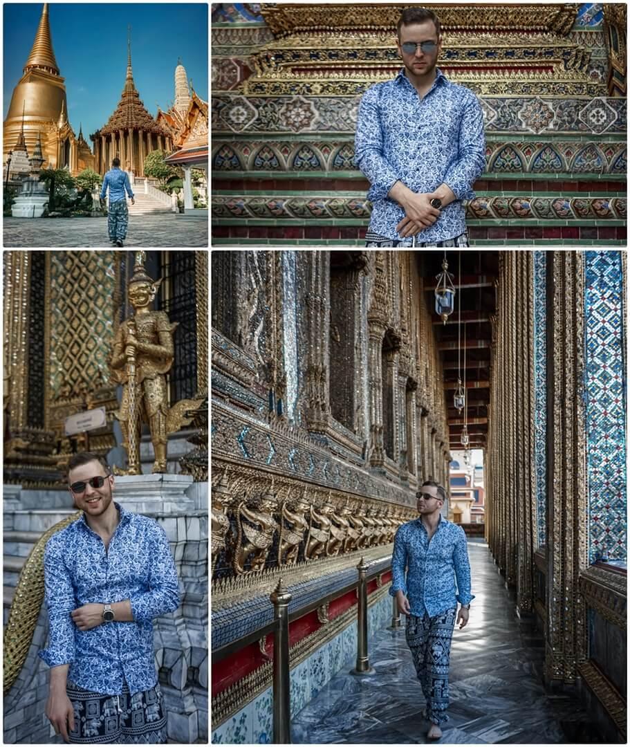 Goldener Palast in Bangkok