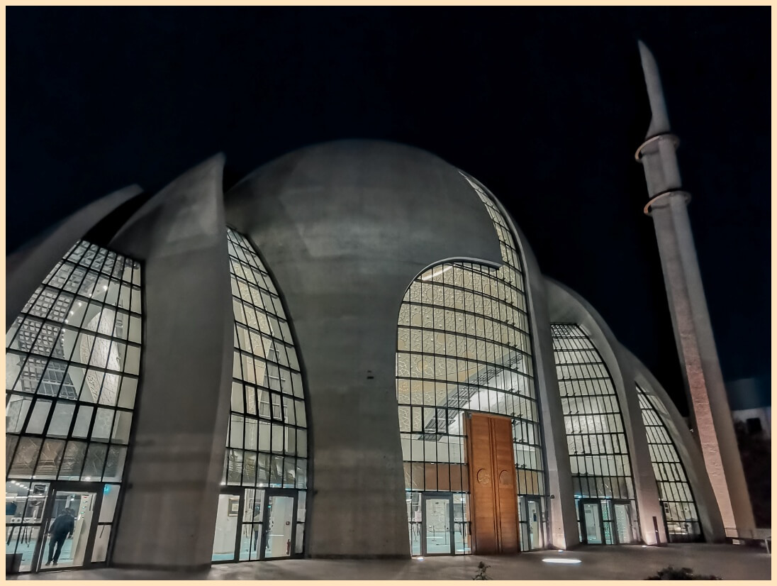 DITIB Zentralmoschee Köln - Diyanet Islam Titelbild