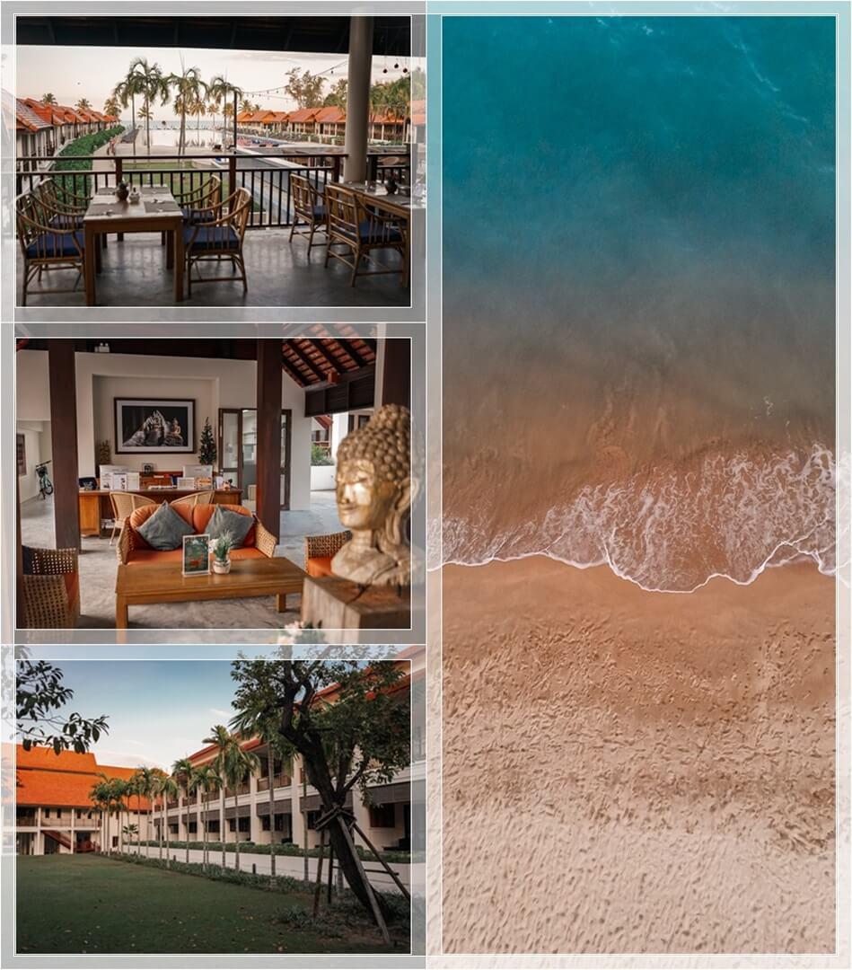 Hotelanlage & Strand am Le Menara - Impression und Eindrücke