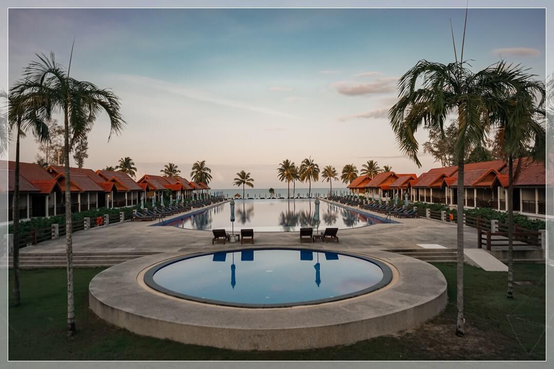 Le Menara Hotel Khao Lak - Swimming Pool