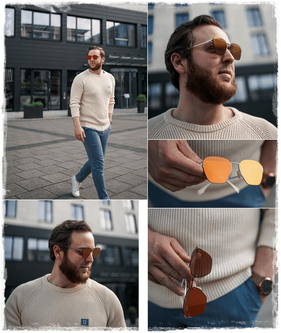 FENDI FFM0057S Sonnenbrille, der Eyecatcher für den Sommer 2020
