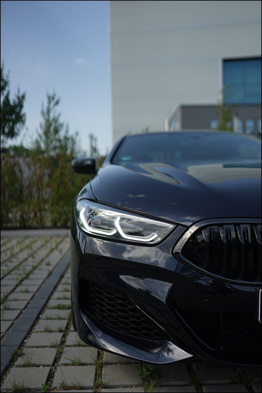 BMW Laserlicht in Katzenaugen Form & M Paket Frontschürze
